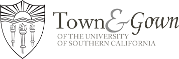 Town & Gown of USC Logo